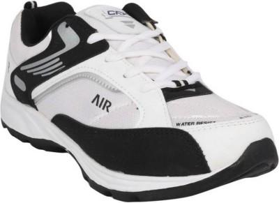 CRV Running Shoes For Men White CRV Sports Shoes