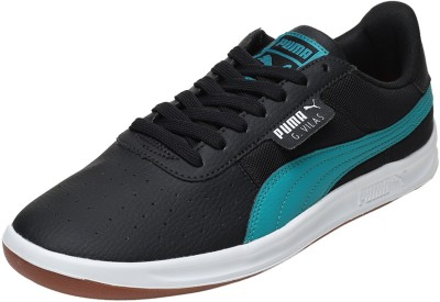 c3a95dcca0f9f5 10% OFF on Puma G. Vilas 2 Core IDP Sneakers For Men(Black) on Flipkart
