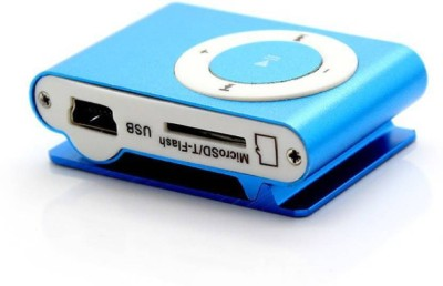 MEZIRE MINI BLUE V 18 8  GB MP3 Player Blue, 0 Display