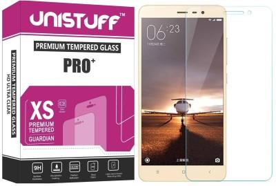 Unistuff Tempered Glass Guard for Xiaomi Redmi Note 3 Prime, Mi Redmi Note 3 Pro, Mi Redmi Note 3