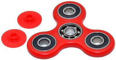 Fidget Staked Wind Spinner Red Fidget Wind Spinner Toys