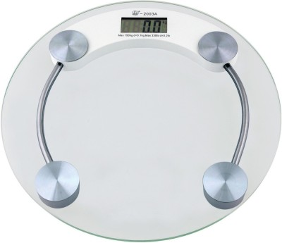 NSC Accurate Weighing Scale(White)