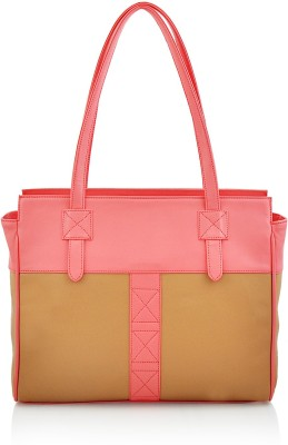 Mark & Keith Women Pink Hand-held Bag