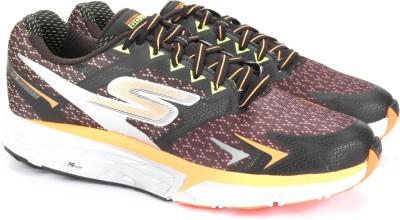 Skechers GO RUN FORZA Running Shoes(Black) at flipkart