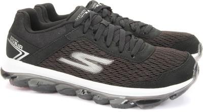 Skechers Go Air Running Shoes(Black) at flipkart