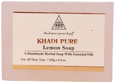Khadi Pure LEMON(125 g)