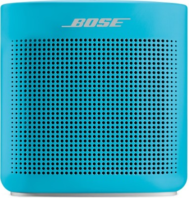 Bose SoundLink Color Bluetooth Speaker II Portable Bluetooth Speaker(Aquatic Blue, Mono Channel)