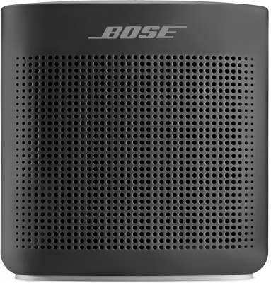Bose SoundLink Color II Portable Bluetooth Mobile/Tablet Speaker(Soft Black, Mono Channel) at flipkart