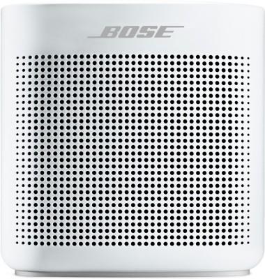 Bose SoundLink Color II Portable Bluetooth  Speaker(Polar White, Mono Channel)