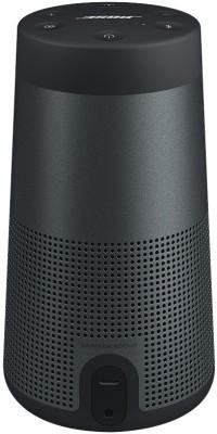 Bose SoundLink Revolve Portable Bluetooth  Speaker(Triple Black, Stereo Channel)