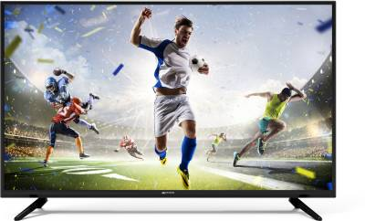 Micromax 50cm (20 inch) HD Ready LED TV - Brand warranty ₹8,999₹10,590