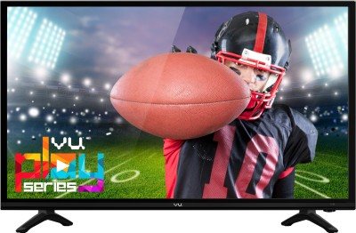 VU 40 inch Full HD LED TV is a best LED TV under 50000
