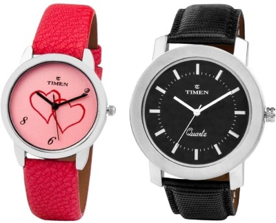 Timen TM02  Analog Watch For Unisex