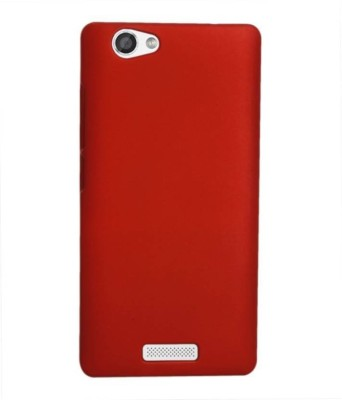 MV Back Cover for Micromax Canvas Sliver 5 Q450 Red