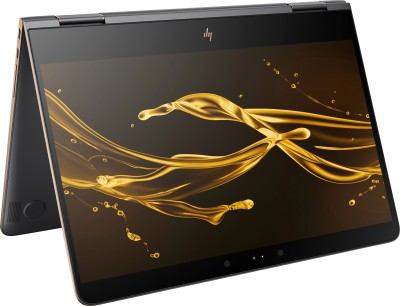 HP Spectre x360 Core i5 7th Gen - (8 GB/Windows 10 Pro) 13ac058TU 2 in 1 Laptop(13.3 inch, Dark Ash SIlver, 1.32 kg)