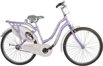 Atlas ERIKKA IBC Speed 24 T Girls Cycle/Womens Cycle Single Speed, Multicolor