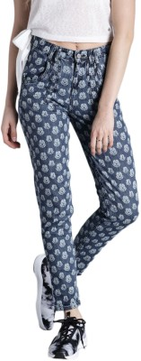 Kook N Keech Regular Women Blue Jeans at flipkart