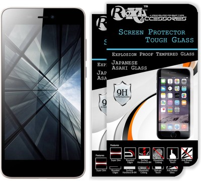 ACM Tempered Glass Guard for Micromax Bolt D320 (Pack of 3)(Pack of 3)