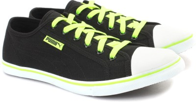PUMA Puma Streetballer DP Sneakers For Men Black PUMA Casual Shoes