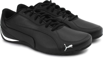 Puma Drift Cat 5 Core Sneakers For Men(Black) at flipkart