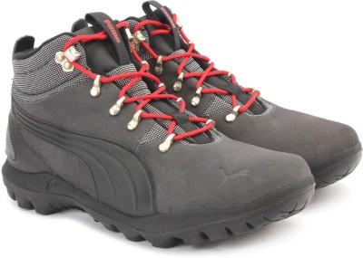 Puma Tatau Fur Boot 2 IDP Outdoor Shoes(Grey) at flipkart