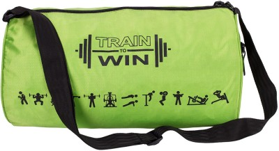 Cosmus Fitwell P. Green Green, Kit Bag Cosmus Gym Bag