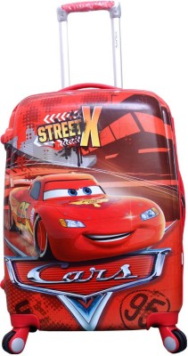 TRAVELLER CHOICE disney car 22 Cabin Luggage - 22 inch(Multicolor) at flipkart
