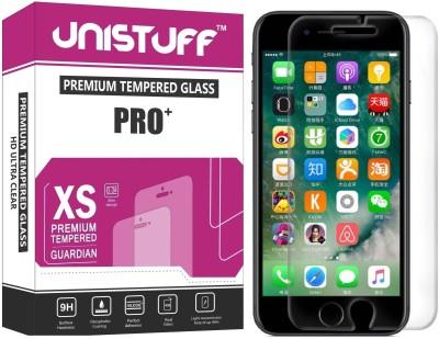 Unistuff Tempered Glass Guard for Apple iPhone 7 Plus at flipkart