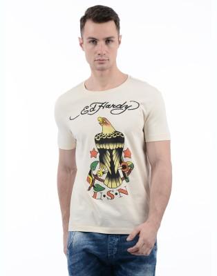 Ed Hardy Men's T-Shirt at flipkart