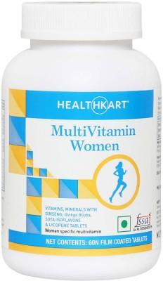 Healthkart Multi Vitamin Women Supplement (60 Capsules)