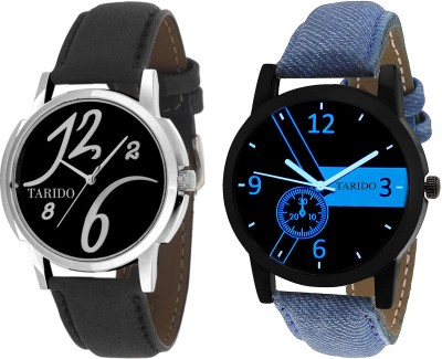 Abrexo Abx8010-Gents Exclusive (Casual+PartyWear+Formal) Designer Combo Watch  - For Men
