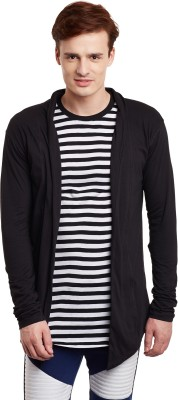 FUGAZEE Men No Closure Cardigan at flipkart