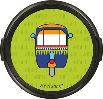India Film Project ctf67  Lens Cap(Green, 67 mm)
