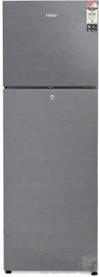 Image of Haier 270L Double Door Refrigerator HRF-2904BS-R/E which is best refrigerator under 20000
