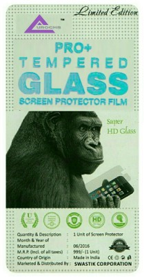 AUROCHS Tempered Glass Guard for GIONEE PIONEER P2