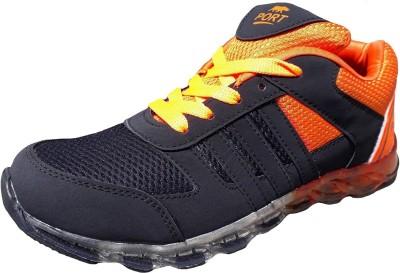 Parbat Port Men's Sports Basketball Shoes For Men(Multicolor)