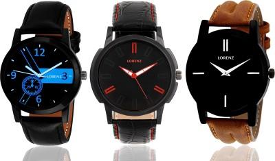 LORENZ MK-140713A Combo Watch  - For Men