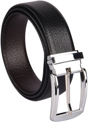 Amicraft Boys Casual, Formal, Party Black, Brown Genuine Leather Reversible Belt