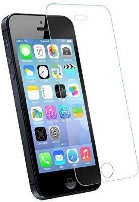 Denis Tempered Glass Guard for For Apple iPhone 5S, Apple iPhone 5C, Apple iPhone 5
