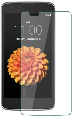 OWLAM Tempered Glass Guard for LG K7(Pack of 1)