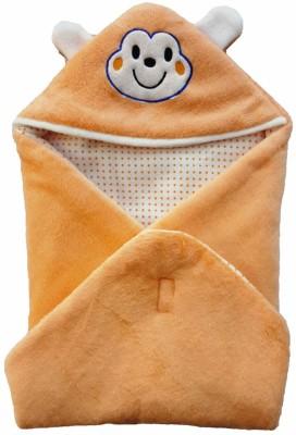 Brandonn HOODED FOAM FILLED WELCROW STICHED SAFETY BAG Sleeping Bag(Beige)