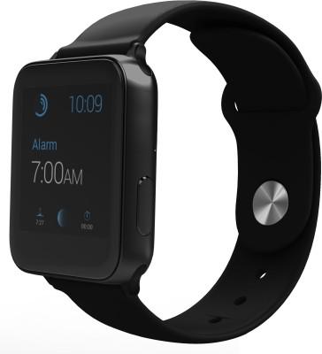 SYL Asus Black Smartwatch(Black Strap Free Size)