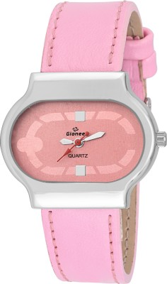 Gionee Gr076 Analog Oval Dial Perfect Pink Watch Watch  - For Women
