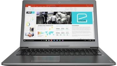 Lenovo Ideapad 510 Core i7 7th Gen - (12 GB/2 TB HDD/Windows 10 Home/4 GB Graphics) IP 510-15IKB Laptop(15.6 inch, Gun Metal, 2.2 kg)