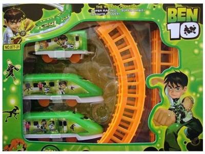 Ben 10 train set(Green)