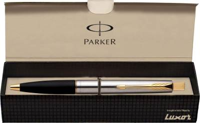 Parker Frontier Stainless Steel GT Ball Pen
