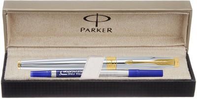 Parker Aster Shine Chrome GT Roller Ball Pen