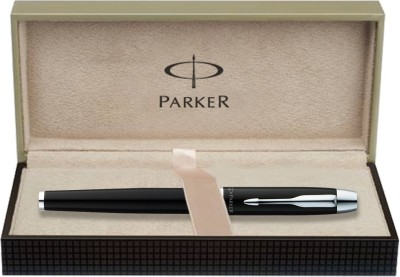Parker IM Metal Black CT Fountain Pen  available at flipkart for Rs.1450
