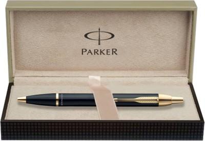 Parker IM Metal Black GT Ball Pen  available at flipkart for Rs.1250