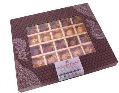 Jainco Star Chocolates Book Box Chocolate Gift Pack Caramels(280)